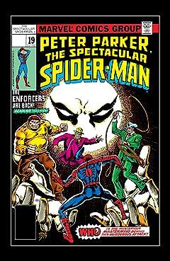 Peter Parker, The Spectacular Spider-Man (1976-1998) #19