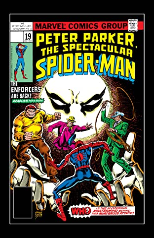 Peter Parker, The Spectacular Spider-Man (1976-1998) #19