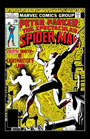 Peter Parker, The Spectacular Spider-Man (1976-1998) #20