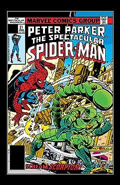 Peter Parker, The Spectacular Spider-Man (1976-1998) #21
