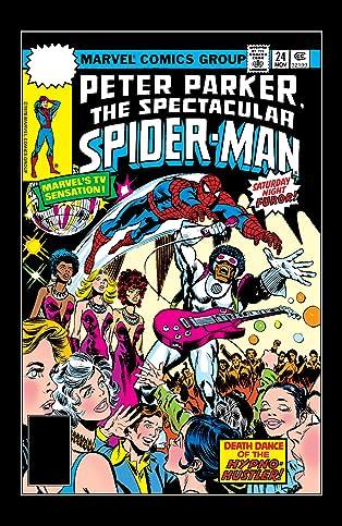 Peter Parker, The Spectacular Spider-Man (1976-1998) #24