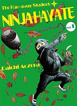 The Run-away Student NINJA HAYATE Vol. 1