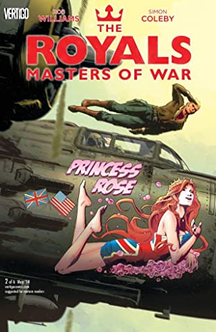 The Royals: Masters of War (2014) #2