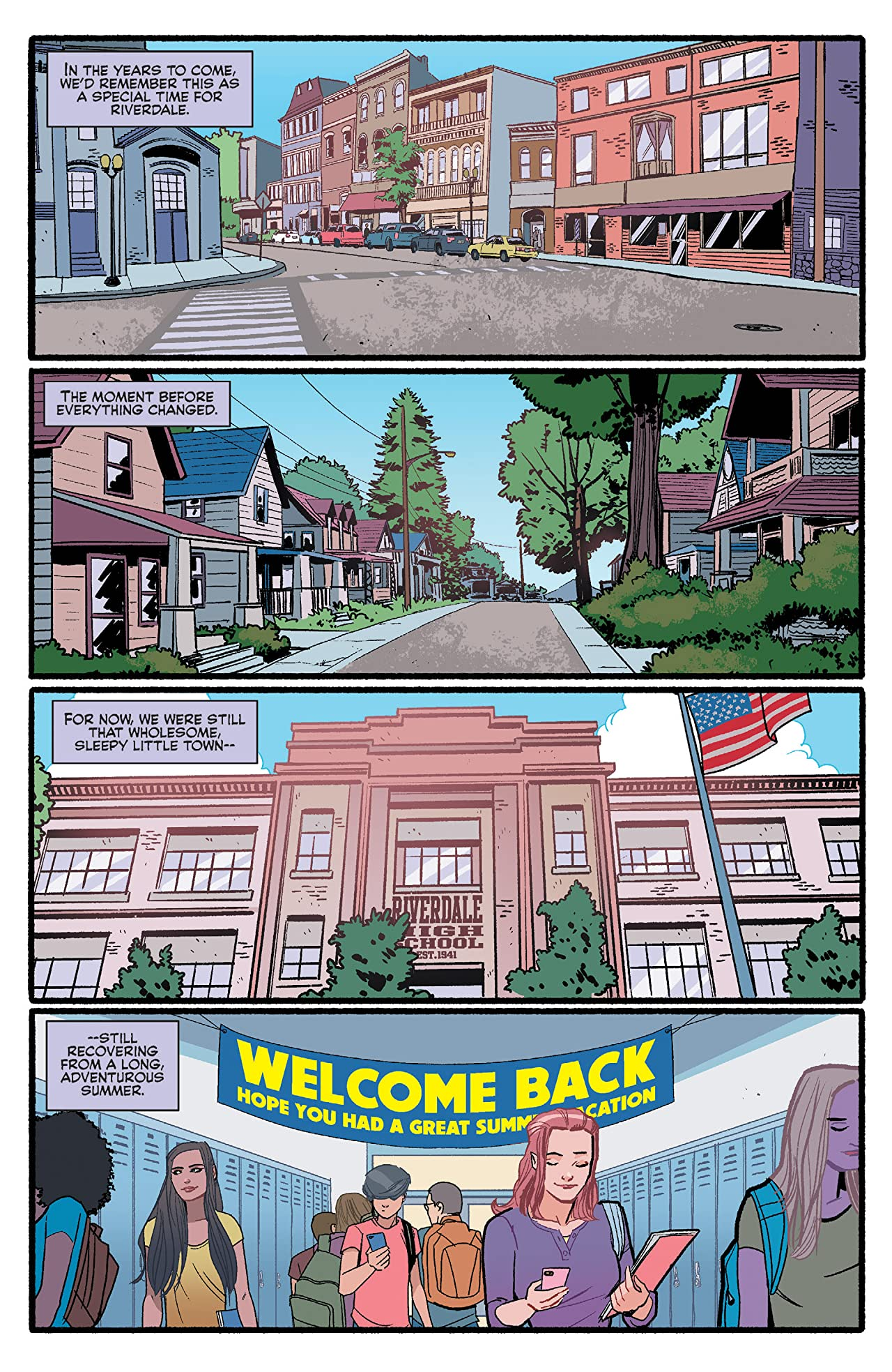 Archie (2015-) #705