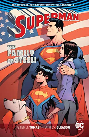Superman (2016-2018): The Rebirth - Deluxe Edition: Book 4