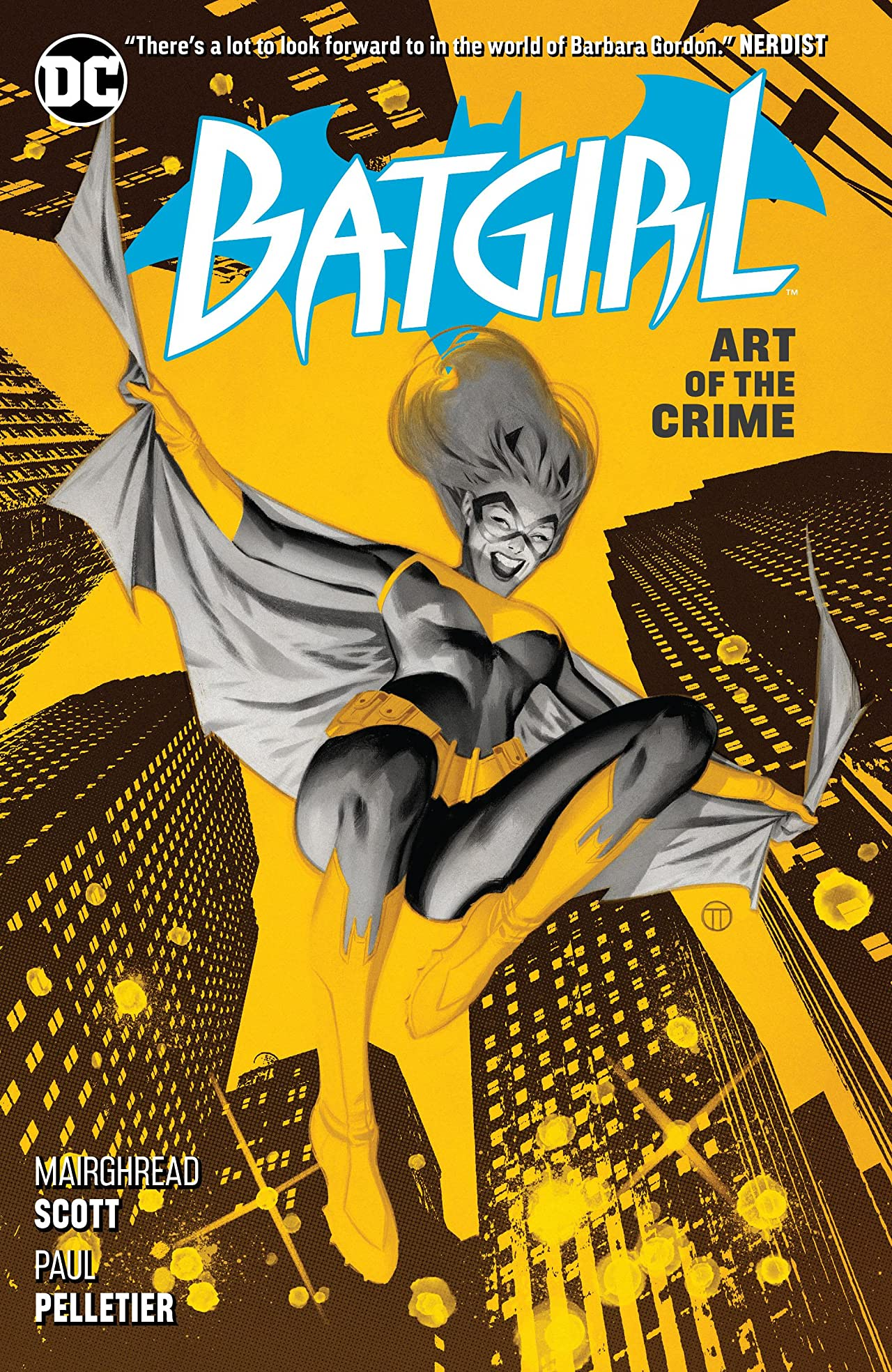 Batgirl (2016-) Tome 5: Art of the Crime