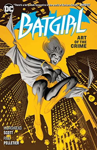 Batgirl (2016-) Vol. 5: Art of the Crime