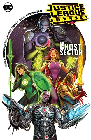 Justice League Odyssey (2018-) Tome 1: The Ghost Sector