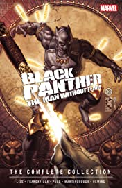 Black Panther: The Man Without Fear — The Complete Collection