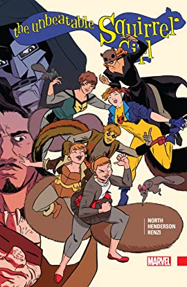 Unbeatable Squirrel Girl Vol. 3 Collection