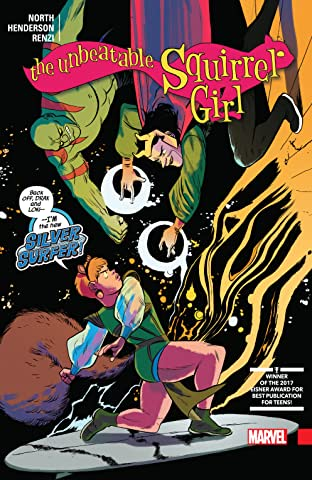Unbeatable Squirrel Girl Vol. 4 Collection