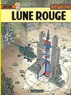 Lefranc Vol. 30: Lune Rouge