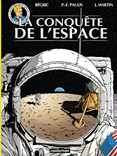 Les reportages de Lefranc: La Conquête de l'espace