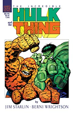 Marvel Graphic Novel #29: Hulk/Thing - The Big Change