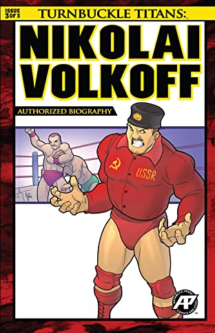 Turnbuckle Titans: Nikolai Volkoff #3