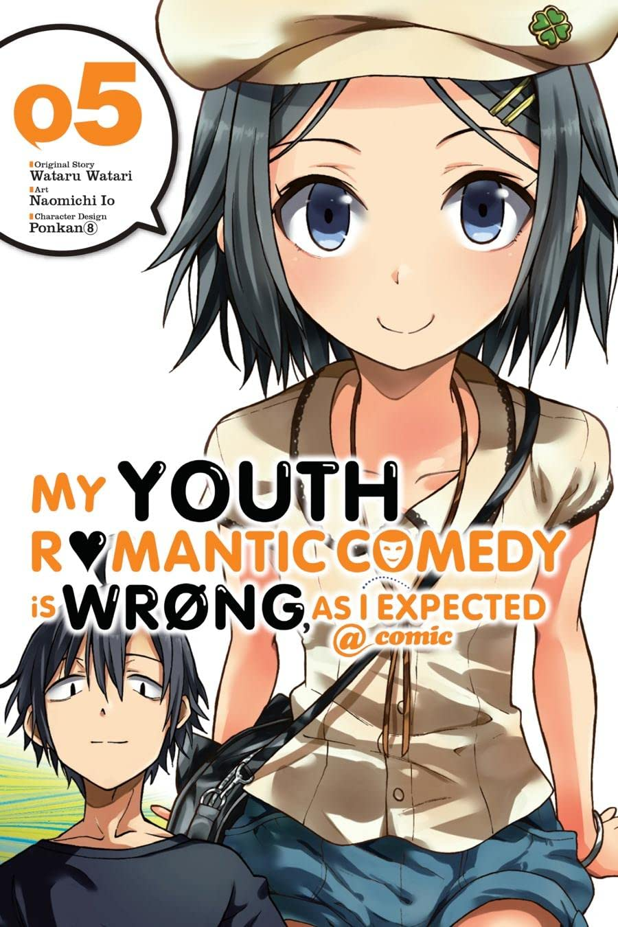 My Youth Romantic Comedy Is Wrong, As I Expected @ comic Vol. 5