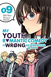 My Youth Romantic Comedy Is Wrong, As I Expected @ comic Vol. 9
