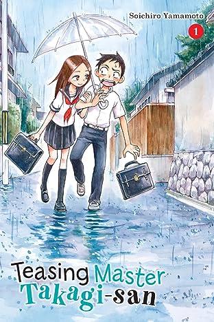 Teasing Master Takagi-san Vol. 1