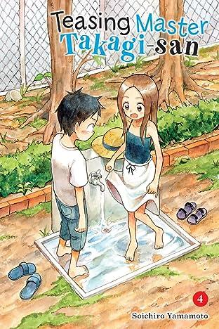 Teasing Master Takagi-san Vol. 4