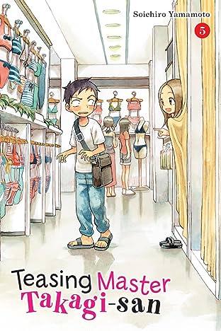Teasing Master Takagi-san Vol. 5