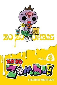Zo Zo Zombie Vol. 3