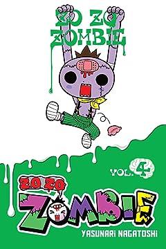 Zo Zo Zombie Vol. 4