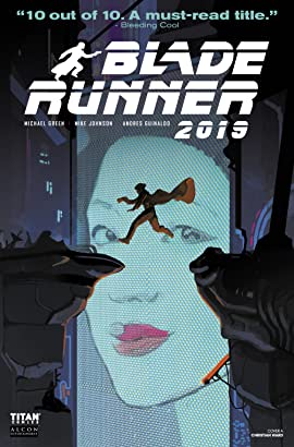 Blade Runner 2019 #2