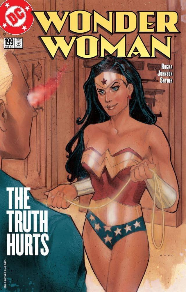 Wonder Woman (1987-2006) #199