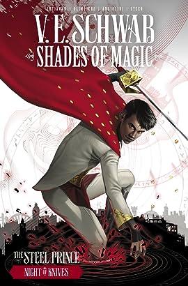 Shades of Magic Vol. 2: The Night of Knives