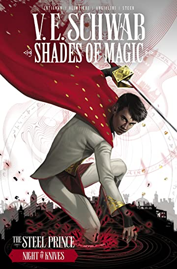 Shades of Magic Tome 2: The Night of Knives