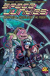 Space Junkies #1-7