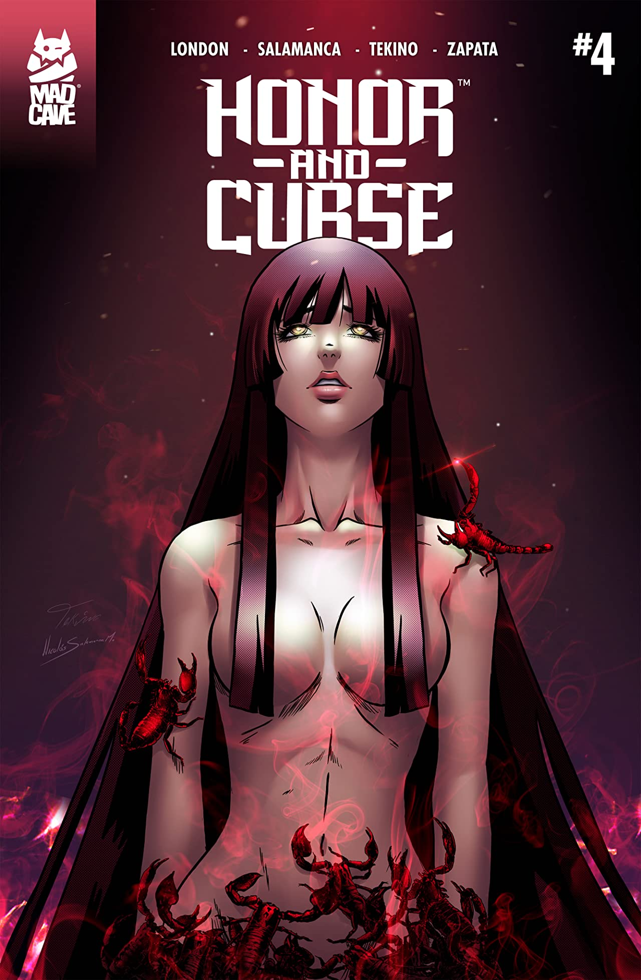 Honor and Curse #4