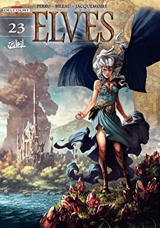 Elves Tome 23: The Taste of Death