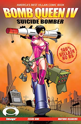 Bomb Queen IV #1 (of 4)