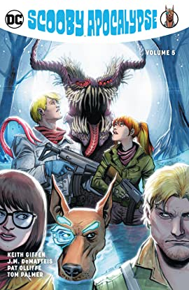 Scooby Apocalypse (2016-2019) Vol. 5