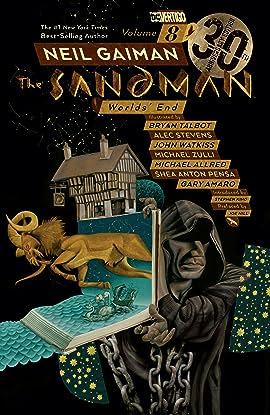 Sandman Vol. 8: World's End - 30th Anniversary Edition