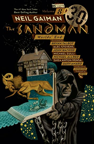 Sandman Vol. 8: World's End - 30th Anniversary Edition