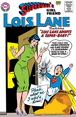 Superman's Girl Friend Lois Lane (1958-1974) No.3