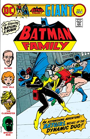 Batman Family (1975-1978) #2