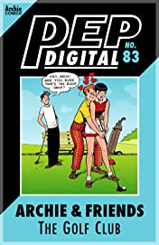PEP Digital #83: Archie & Friends The Golf Club