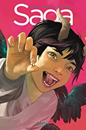 Saga Book Three: Deluxe Edition