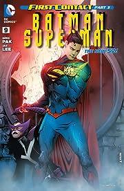 Batman/Superman (2013-2016) #9