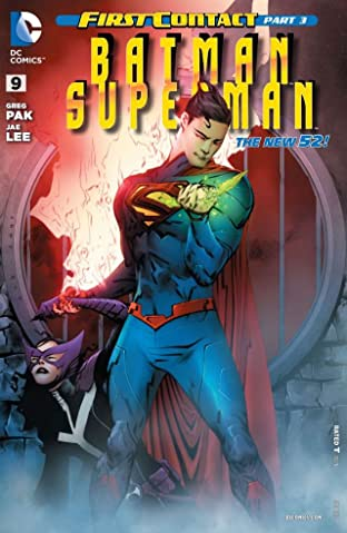 Batman/Superman (2013-) #9