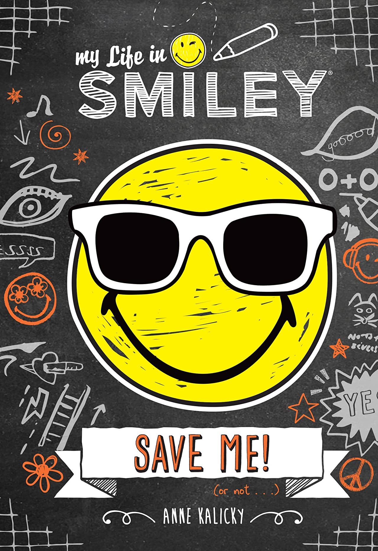 My Life in Smiley: Save Me (or Not)