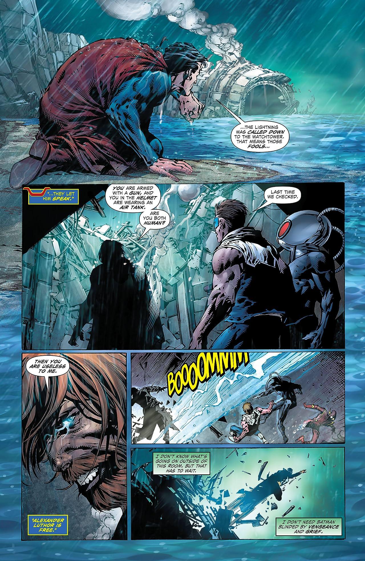 Forever Evil (2013-2014) #7 (of 7)