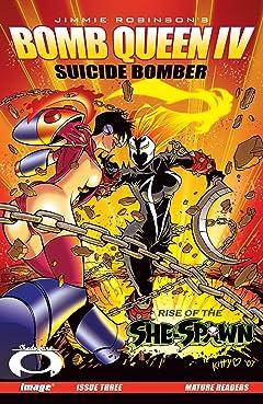 Bomb Queen IV #3 (of 4)