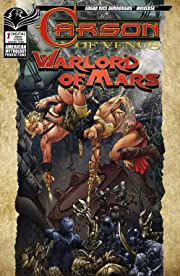 Carson of Venus Warlord of Mars #1: The Princess in the Tower