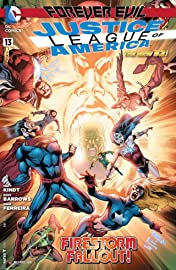 Justice League of America (2013-2015) #13