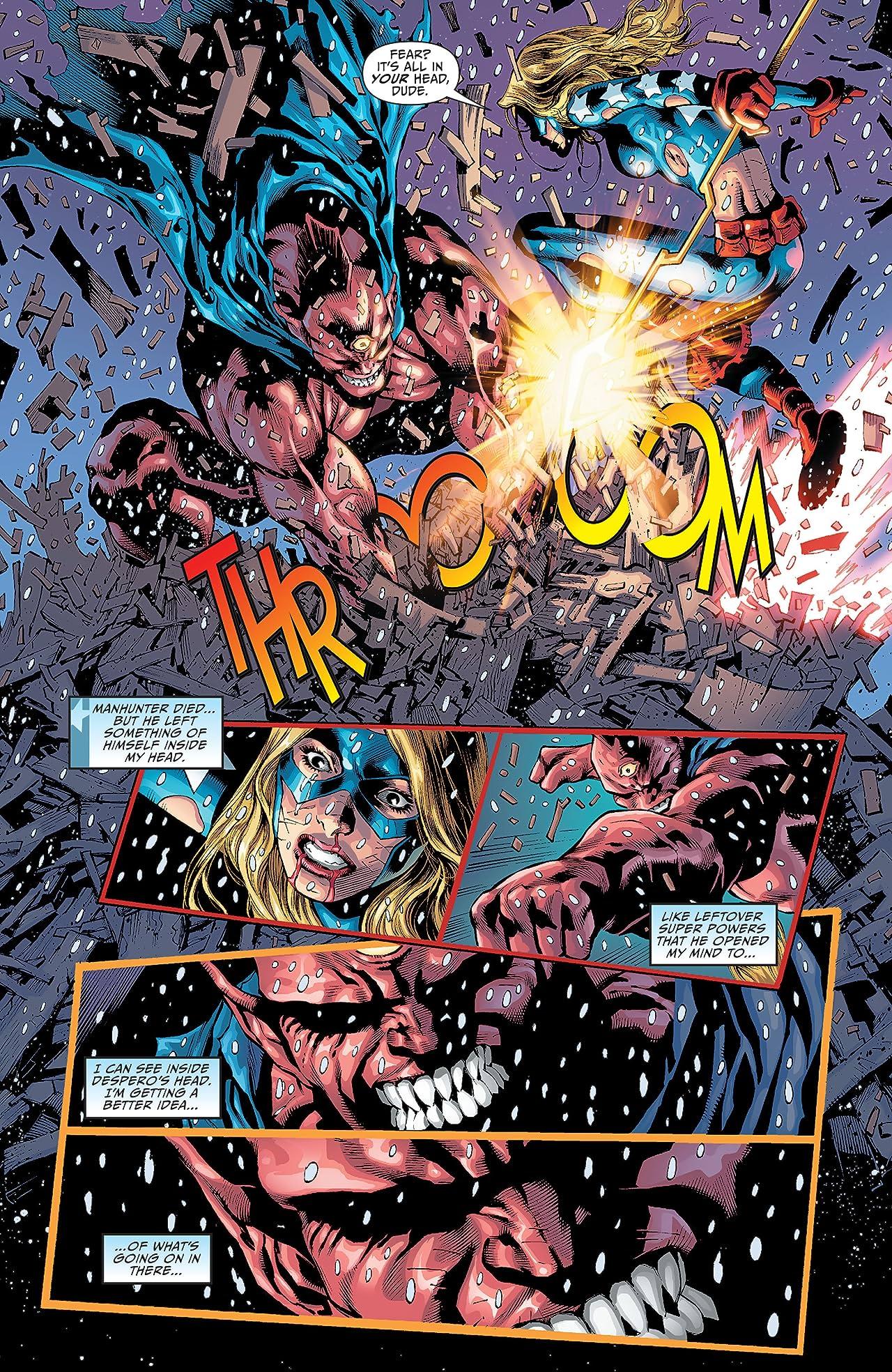 Justice League of America (2013-2015) #13