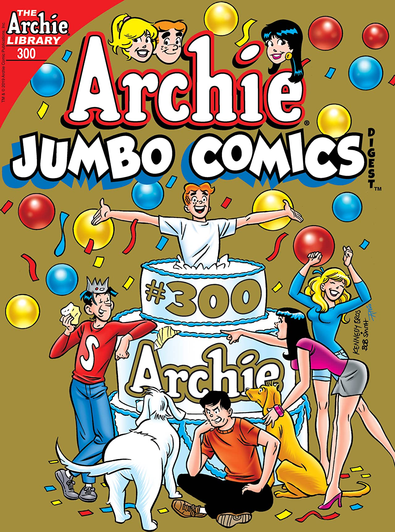 Archie Double Digest #300
